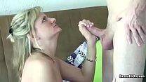 MILF Mother Seduce Friend of Daughter to Fuck her Vorschaubild