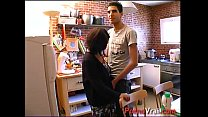 Image: Arabic girls mature  fucks with a young man at home!! French amateur