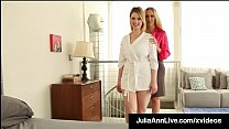 Incredibly Gorgeous Milf Julia Ann In JOI With ...