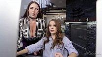 New intern caught on masturbation on her FIRST day! - Kimmy Granger&Angela White Preview