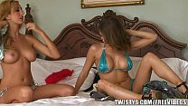 Emily Addison and Taylor Vixen have a great sex session image