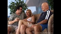 Blonde Wife Turns Into Swinger preview image