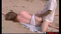 19939 Gettin Pussy on the Beach hard porn preview