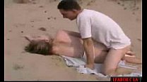 6199 Gettin Pussy on the Beach hard porn preview