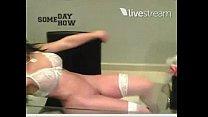 Las Mejores Bellezas  Diosa Canales Desnudo en twitCam 07 06 2011