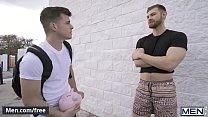 Men.com - (Jacob Peterson, Noah Jones) - Slut Cash Part 1 - Drill My Hole