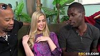 Cute Abigaile Johnson Gets Gangbanged by BBCs thumbnail