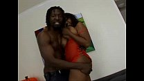 Horny Black Chick With Gorgeous Tits Fucked Hard Up Tight Juicy Cunt   Delotta Brown   Gin And Juicy