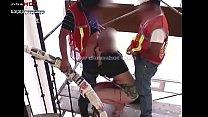 DANNA HOT Comiendo DOS Vergas de Trabajadores de la Construcción صورة