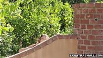 Latina Teen Threesome Big Cock Banging With Ari
