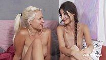 Milena und Gabi sind dein Nachtisch! thumb