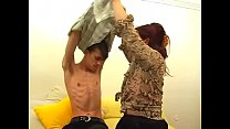Free download video bokep Russian mom strapon 20
