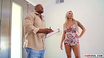 Cock Craving MILF Gets Assfucked By A Black Guy - Nina Elle and Prince Yahshua preview image