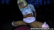 Me And My Mom Husband Sneak Away To Fuck In The Forest While My Mother Is At Home, Innocent Ebony Step Daughter Msnovember Fucking Her Father Inlaw In Secrete Reality Fauxcest, Ebonyride Outside Cowgirl  on Sheisnovember صورة
