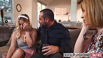 DigitalPlayground - Whore in Law with (Bailey Brooke, Sara Jay)