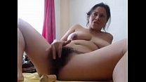 colombiana peluda masturbandose video