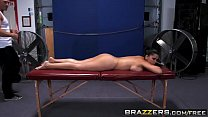 Brazzers - Dirty Masseur - Rookie Nookie scene starring Diamond Kitty and Johnny Sins thumbnail