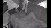 Hidden Cam Catches Drunk Sister In Law Masturbating on My Couch
