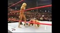 Trish Stratus vs Terri Runnels.