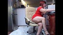 Red head mature big ass show pornhub video