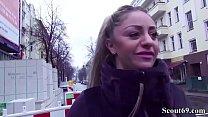 15582 German Scout -Teen Dana-Jayn 23yr mit Mega Titten gefickt preview