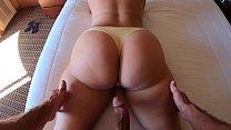 8803 Big Ass in Yellow Panties Needs Cock preview