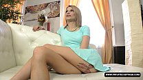 Lana Roberts is ready for our anal casting session Preview