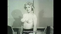 Smart Blonde Taking off Her Clothes