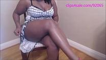 Ebony Leg Worship