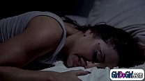 Just Turned Vampire Abigail Mac Facesits Her Stepsis Shyla