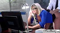 Sex Tape With Slut Busty Office Girl (julie cash) video-21