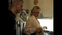"XXX""Homemade"" German video Hot mom takes son an..."