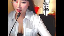 Korean Girl Webcam Show #4