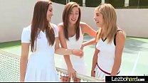 Hot Teen Girls (Dani Daniels & Malena Morgan & Lia Lor) In Lesbian Hot Sex Action mov-13