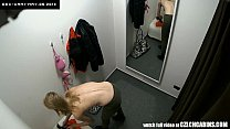 VOYEUR Two security cams in changing room preview image