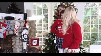 Step-Sis fucked me during family cristmas picture| FamSuck.com preview image