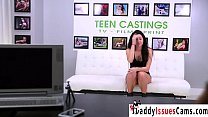 Harlow Harrison brutally fucked at casting daddyissuescams.com thumbnail