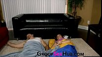Dillion Carter in Camp Out with my Dad