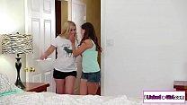 Shyla Facesitting Her Horny Lesbian Gf
