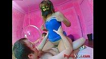 La beurette se fait baiser par un inconnu et une copine !! French amateur Vorschaubild