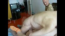 awesome chinese aged people having great sex from DesireBBWs .com preview image