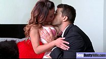 (Mia Lelani) Busty Milf Like Hard Style Sex On Camera video-17