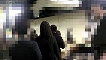 Real molester in Japanese train thumbnail