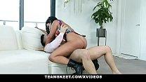 TeenCurves - Latina With A Big Ass Has Hard Rough Sex With A Stud صورة