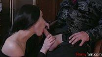 Addam's Family Sex Saga- Audrey Noir & Kate Bloom