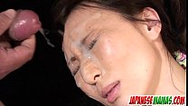 Sweet solo masturbation porn show with Noeru Fu...