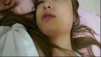 sleeping korean girlfriend thumb