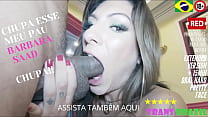 FREE OF CHARGE ! JUST PUT BARBARA SAAD TO BREASTFEED THIS DICK OF MINE! COME TO SEE THIS PRETTY FACE OF HUNGRY THIRSTY BABE!   Subscribe and see it at TRANSEXBRAZIL.com   Extended version