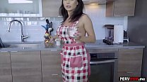9024 My cooking stepmom went for my big dick to kill time preview