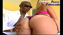 Sean Michaels Vs Velicity Von - Creamy Pussy